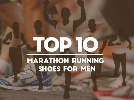 Top 10 Marathon Running Shoes for Men to Buy online in India