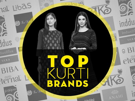 Buying Designer Kurtis? Best 10 Brands to Look for