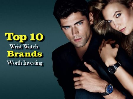 Top 10 Wrist Watch Brands In India Worth Investing