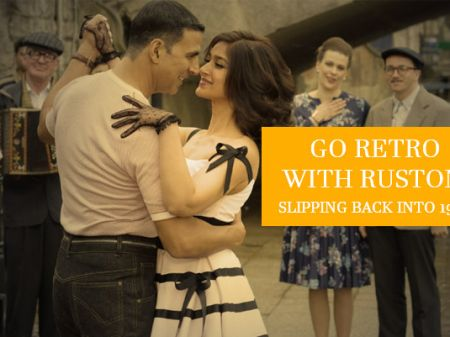 Go Fashionably Retro With Rustom – Bringing back the 1950
