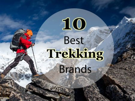 Top 10 Trekking Brands that Hikers Love to Buy